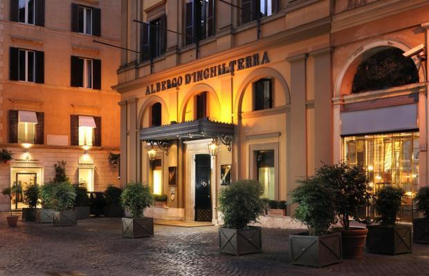 фото Hotel D'Inghilterra изображение №2
