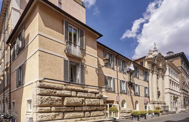 фотографии отеля Hotel Indigo Rome - St. George изображение №35