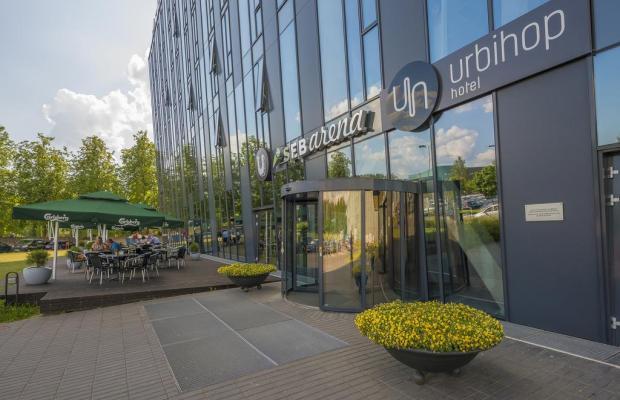 фотографии отеля Urbihop Hotel (ex. Europa Stay Vilnius)  изображение №19