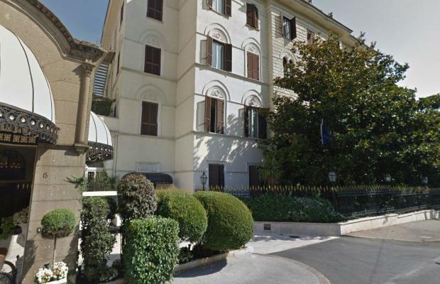 фото отеля Aldrovandi Villa Borghese изображение №1