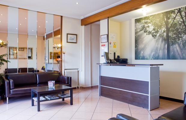 фотографии отеля Hostal America изображение №27