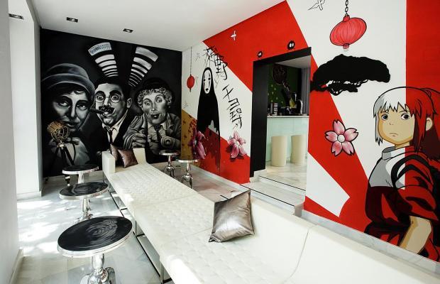 фотографии отеля Dormirdcine Cooltural Rooms изображение №27