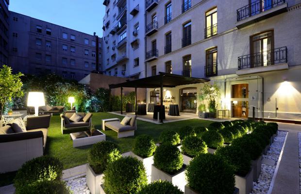 фотографии Unico Hotel (ex. Selenza Madrid)  изображение №40