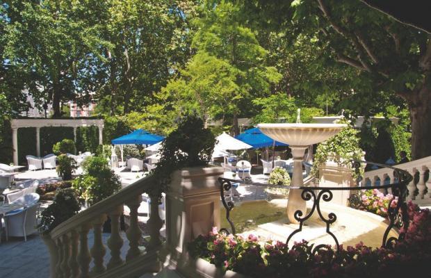 фотографии отеля Ritz Madrid изображение №27