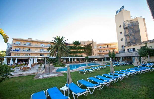 фото отеля Grupotel Nilo & Spa изображение №1