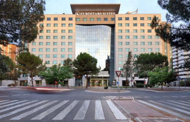 фотографии отеля Eurostars Suites Mirasierra (ex. Sheraton Madrid Mirasierra Hotel & Spa) изображение №7
