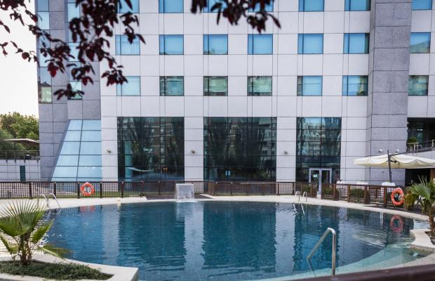 фото отеля Eurostars Suites Mirasierra (ex. Sheraton Madrid Mirasierra Hotel & Spa) изображение №1