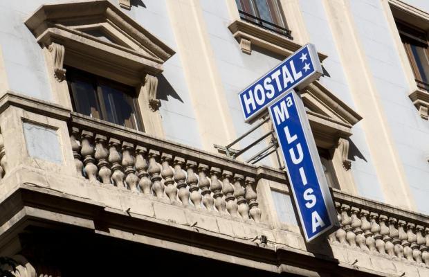фото отеля Hostal Maria Luisa изображение №1