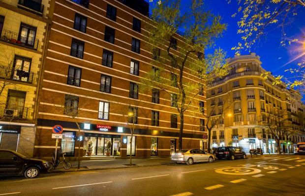 фотографии отеля Leonardo Boutique Hotel Madrid (ex. NH Arguelles) изображение №11