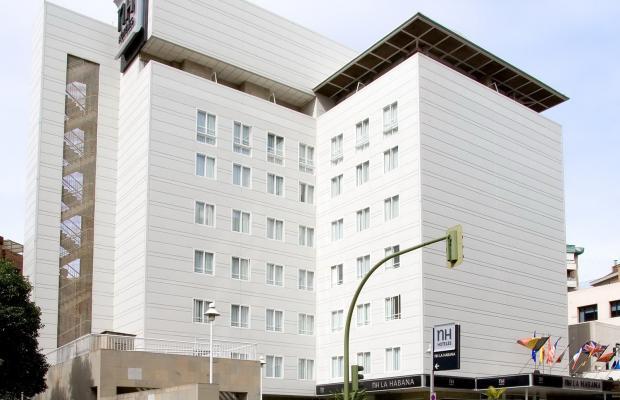 фото отеля NH Madrid Paseo de la Habana (ex. NH La Habana) изображение №1