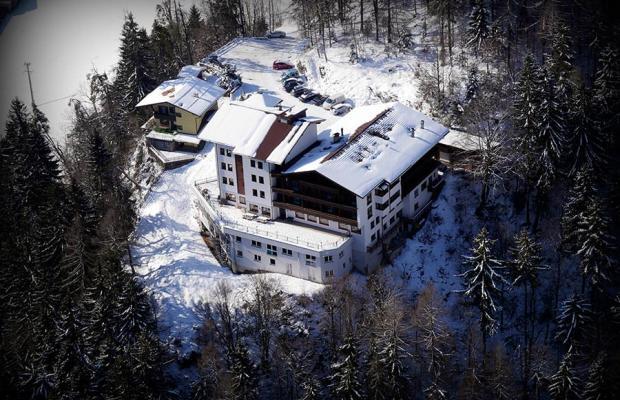 фотографии отеля Ferienhotel Aussicht изображение №19