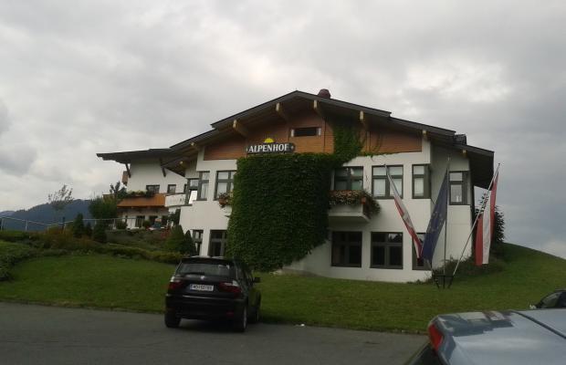 фотографии отеля Alpenhof изображение №27