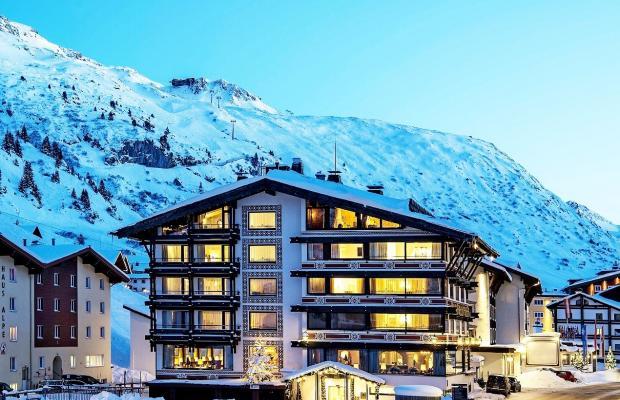 фото отеля Thurnher's Alpenhof изображение №1