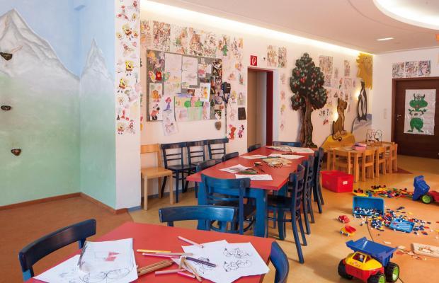 фотографии отеля Sporthotel Fontana изображение №11