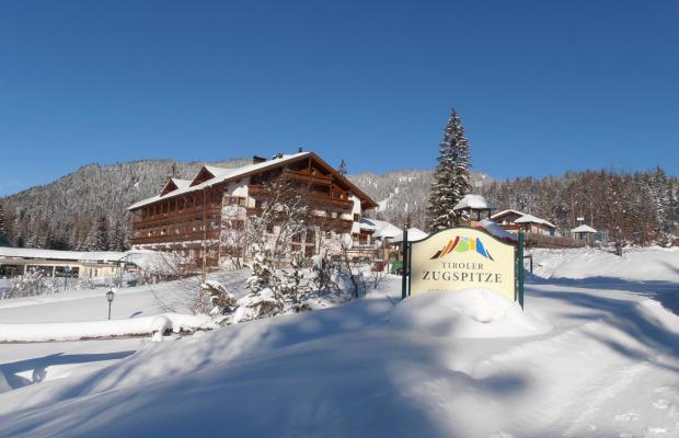 фото отеля Aktiv & Familienresort Tiroler Zugspitze изображение №1