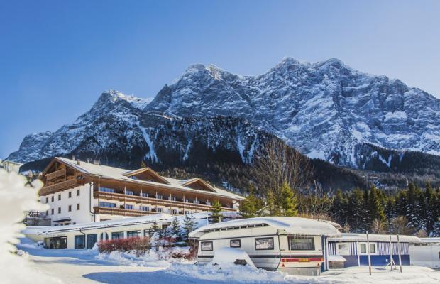 фотографии отеля Aktiv & Familienresort Tiroler Zugspitze изображение №3