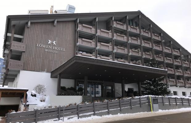 фотографии отеля Lowen Hotel Montafon изображение №3