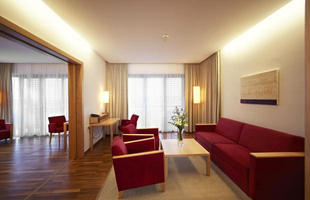 фото Therme Laa - Hotel & Silent Spa изображение №6