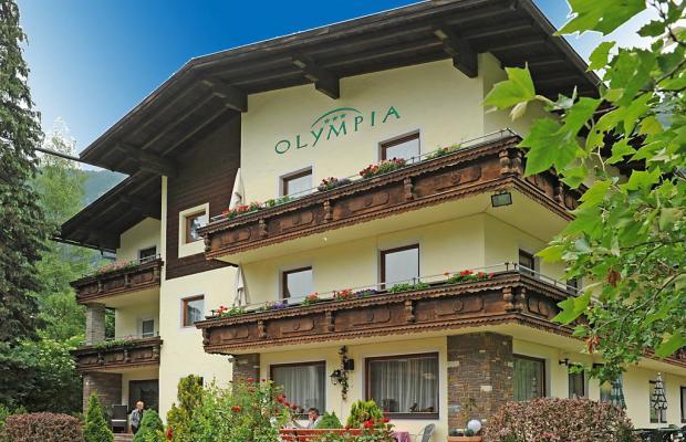 фотографии отеля Pension Olympia изображение №11