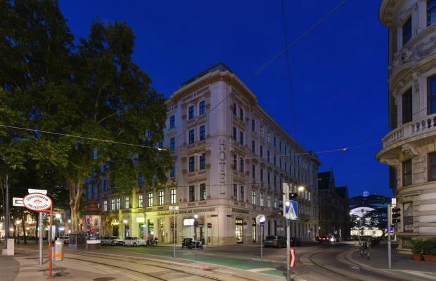 фотографии отеля Am Schubertring изображение №15