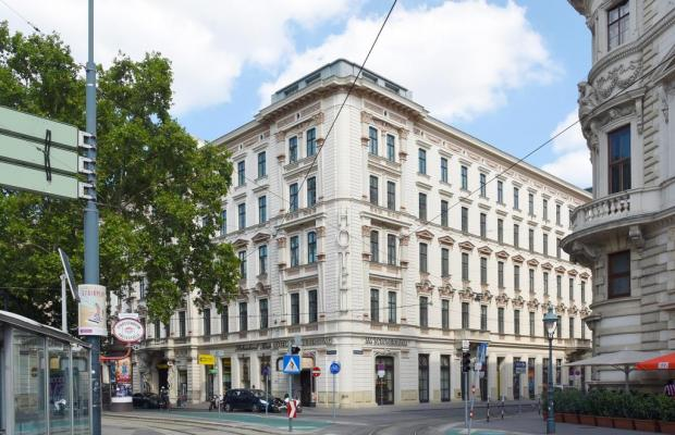 фото отеля Am Schubertring изображение №1