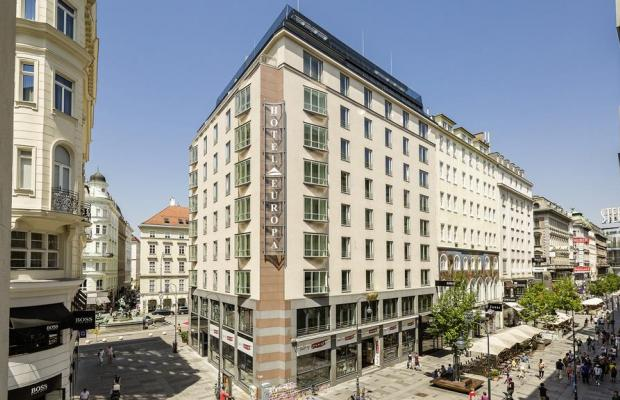фото Austria Trend Hotel Europa Wien изображение №10