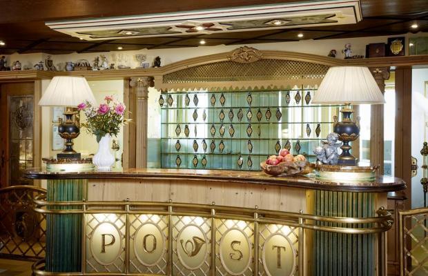 фотографии отеля Hotel Neue Post изображение №43