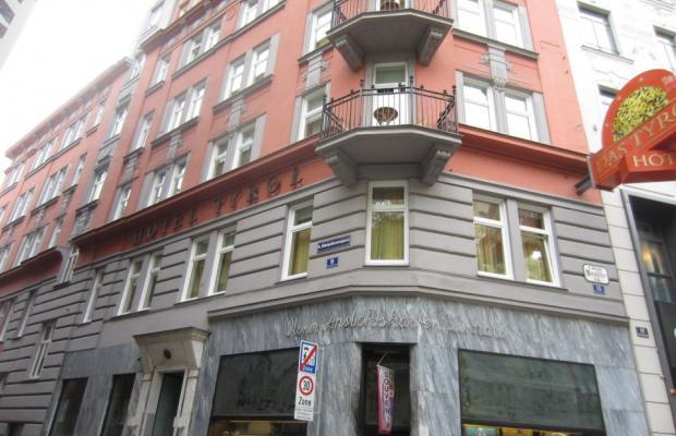 фото отеля Boutiquehotel Das Tyrol изображение №1