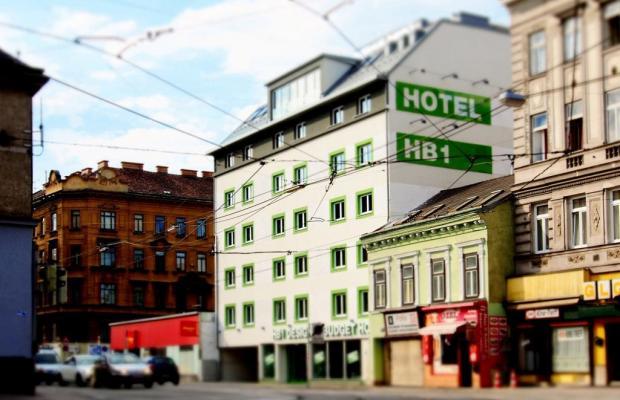 фото отеля HB1 Design & Budget Hotel Wien Schonbrunn изображение №1