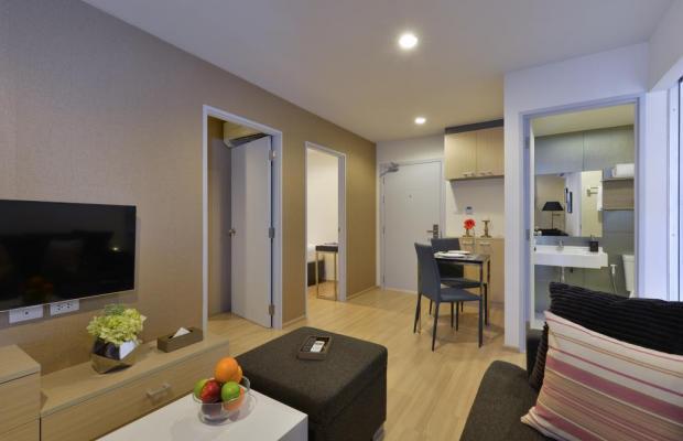 фото отеля The Grass Serviced Suites изображение №17