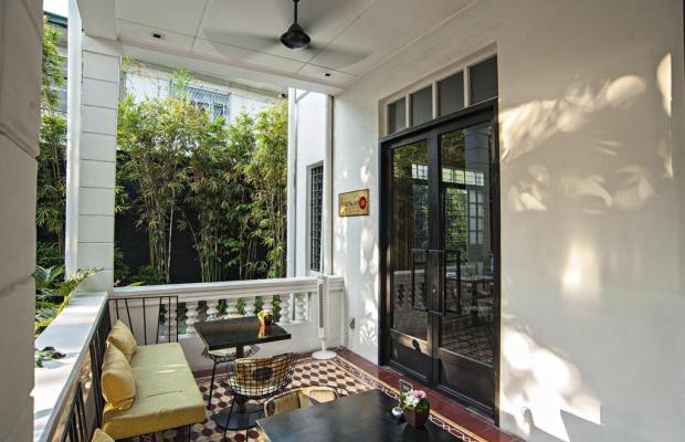 фото The Henry Hotel Manila изображение №14