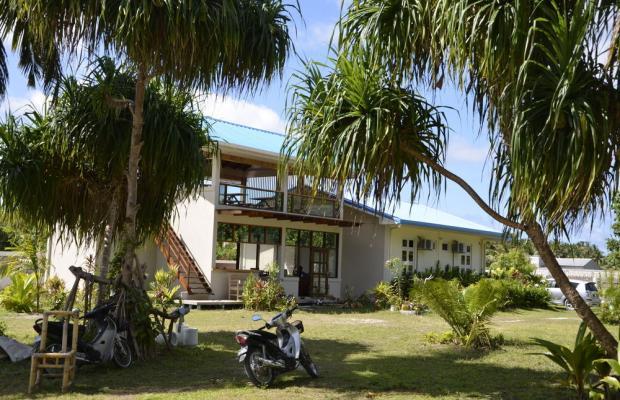 фотографии отеля Nazaki Residences Beach Hotel изображение №35