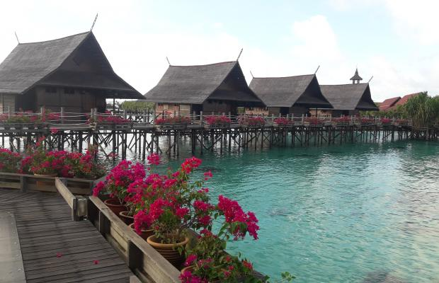 фотографии отеля Sipadan-Kapalai Dive Resort изображение №11