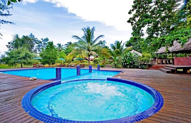 фото отеля Aseania Resort Pulau Besar изображение №1
