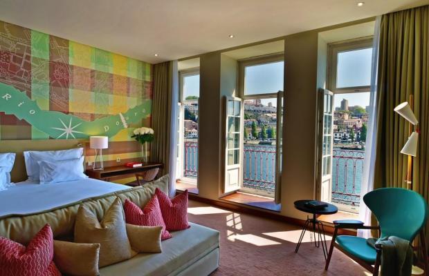 фотографии отеля Pestana Vintage Porto изображение №27
