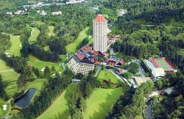 фото отеля Resorts World Genting Awana Hotel  (ex. Awana Genting Highlands Golf & Country Resort) изображение №1