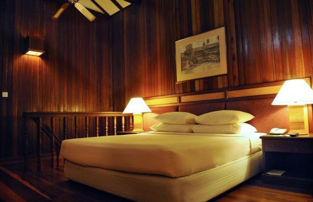 фотографии отеля Aiman Batang Ai Resort & Retreat (ех. Hilton Batang Ai Longhouse) изображение №15
