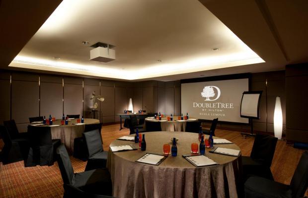 фото отеля Doubletree by Hilton Kuala Lumpur изображение №13