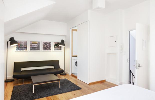 фотографии отеля Hello Lisbon Santos Apartments изображение №7