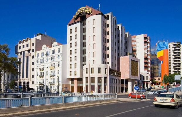фотографии отеля Hotel Alif Campo Pequeno изображение №19