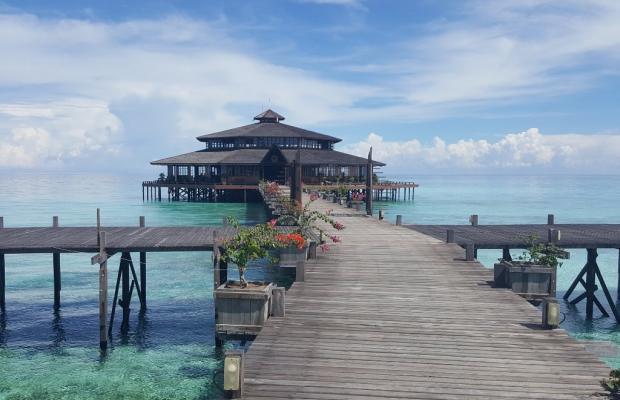 фото отеля Lankayan Island Dive Resort изображение №1
