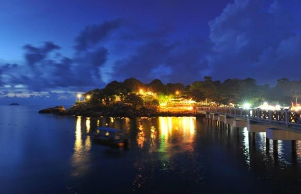 фотографии отеля Shari La Island Resort изображение №11