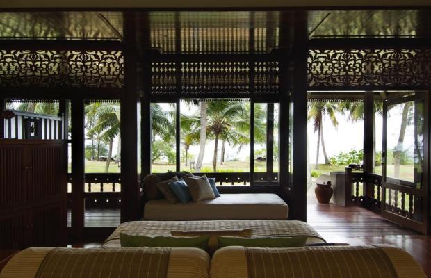 фотографии отеля Tanjong Jara Resort изображение №7