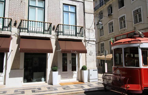 фотографии отеля Lisboa Prata Boutique Hotel изображение №27