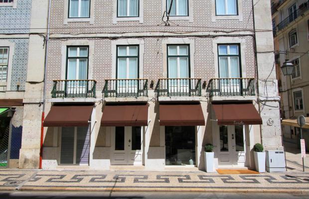 фотографии отеля Lisboa Prata Boutique Hotel изображение №23