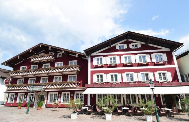 фотографии отеля Hotel Der Abtenauer (ex. Rother Ochs) изображение №3
