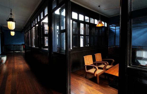 фотографии отеля Cheong Fatt Tze - The Blue Mansion изображение №7