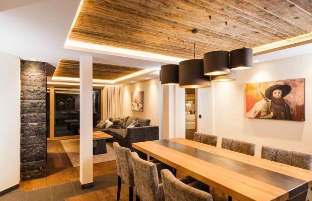 фотографии отеля Sporthotel Silvretta изображение №31