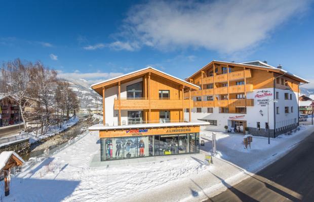 фото отеля Alpenparks Готель & Apartment Orgler изображение №1