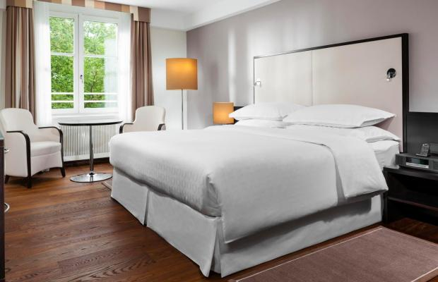 фотографии отеля Sheraton Grand Salzburg изображение №43